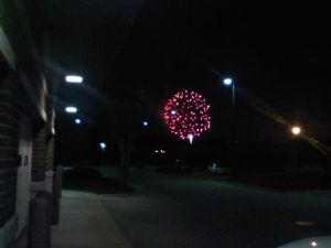 Station Fireworks