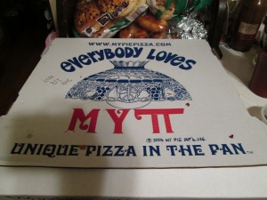 The Logo on the box harkens back to the good ole days when it was at Clark & Fullerton...